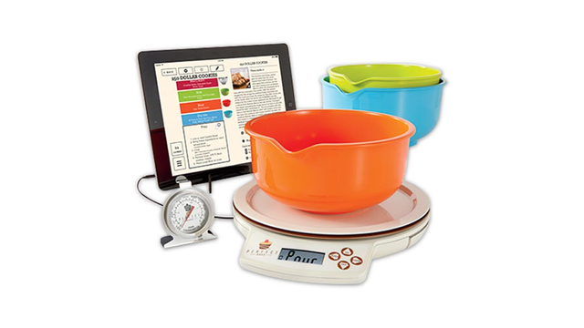 Desire this perfect bake app controlled smart scale for Perfect bake scale system