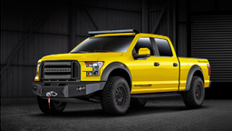 2015 Hennessey VelociRaptor 600 Supercharged Upgrade