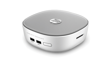 HP Pavilion Mini Desktop and the HP Stream Mini Desktop