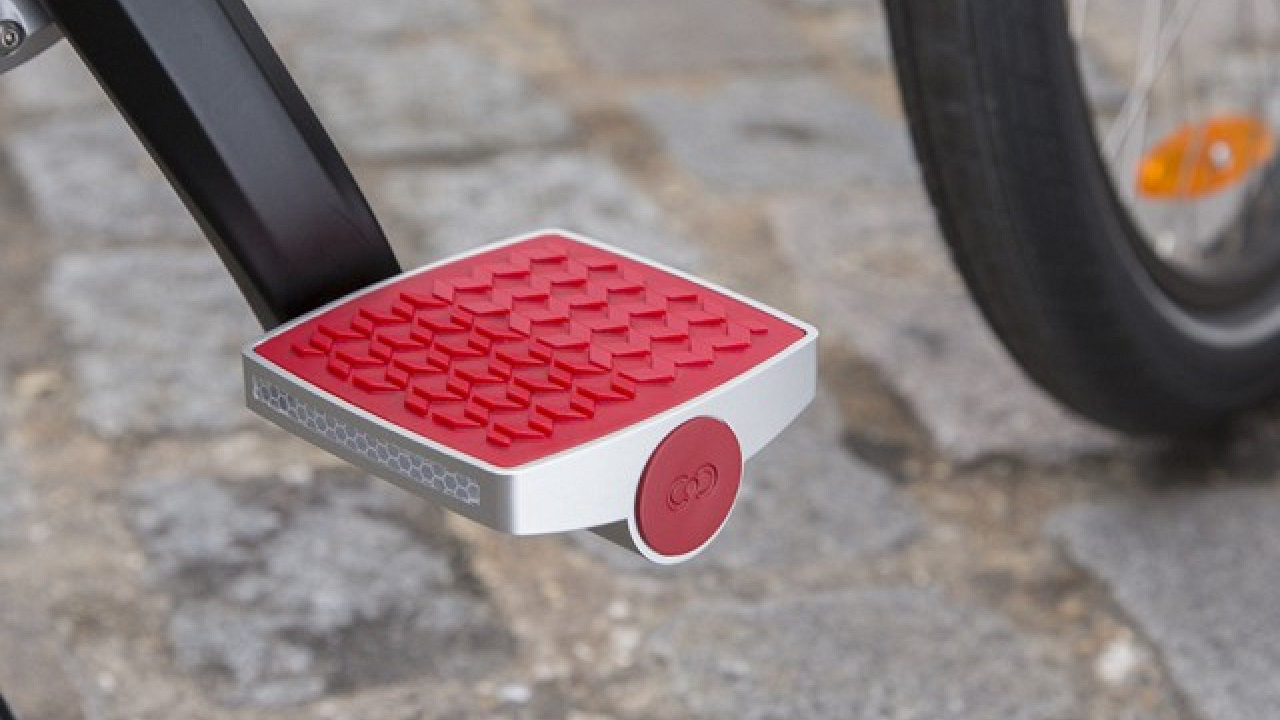 Connected Cycle Unveils First Ever Connected Pedal that Prevents Bike Theft