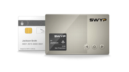 Combine all Your Credit, Debit, Gift and Loyalty Cards with the SWYP
