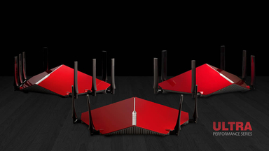 D-Link Wireless AC3200 Tri-Band Gigabit Router