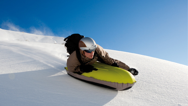 Airboard Inflatable Body Sled