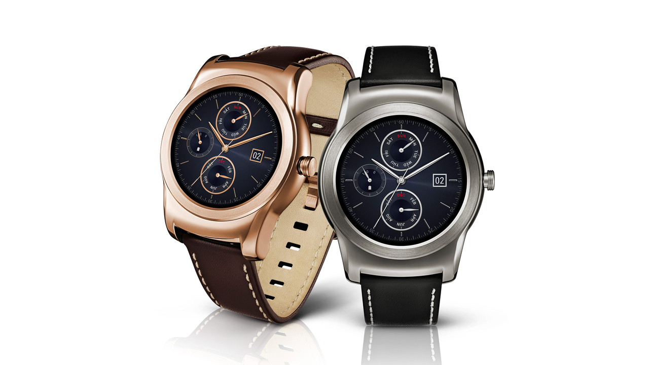LG Watch Urbane: LG's First All-Metal Luxury Android Wear Device