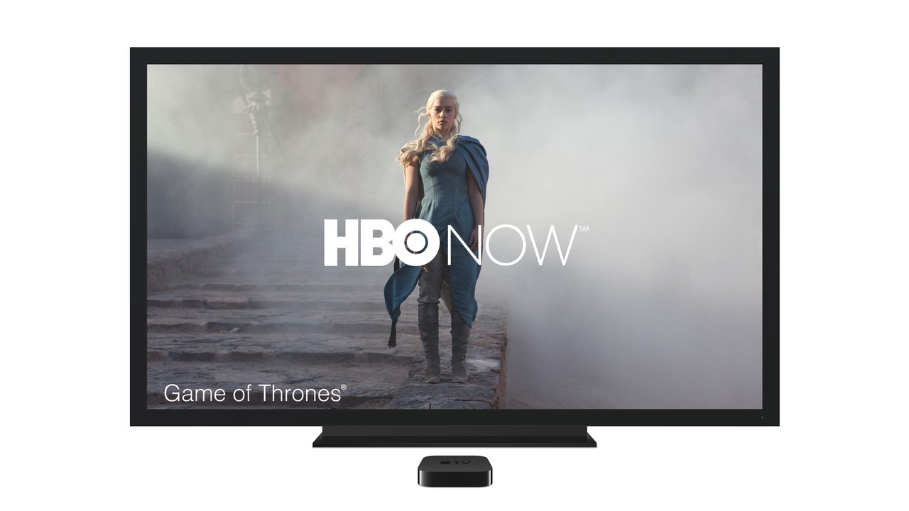 HBO GO & WatchESPN Come to Apple TV