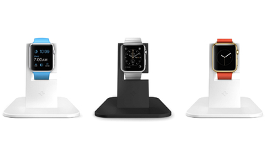Twelve South Unveils HiRise for Apple Watch