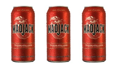 Molson Coors Canada Announces Mad Jack Apple Lager
