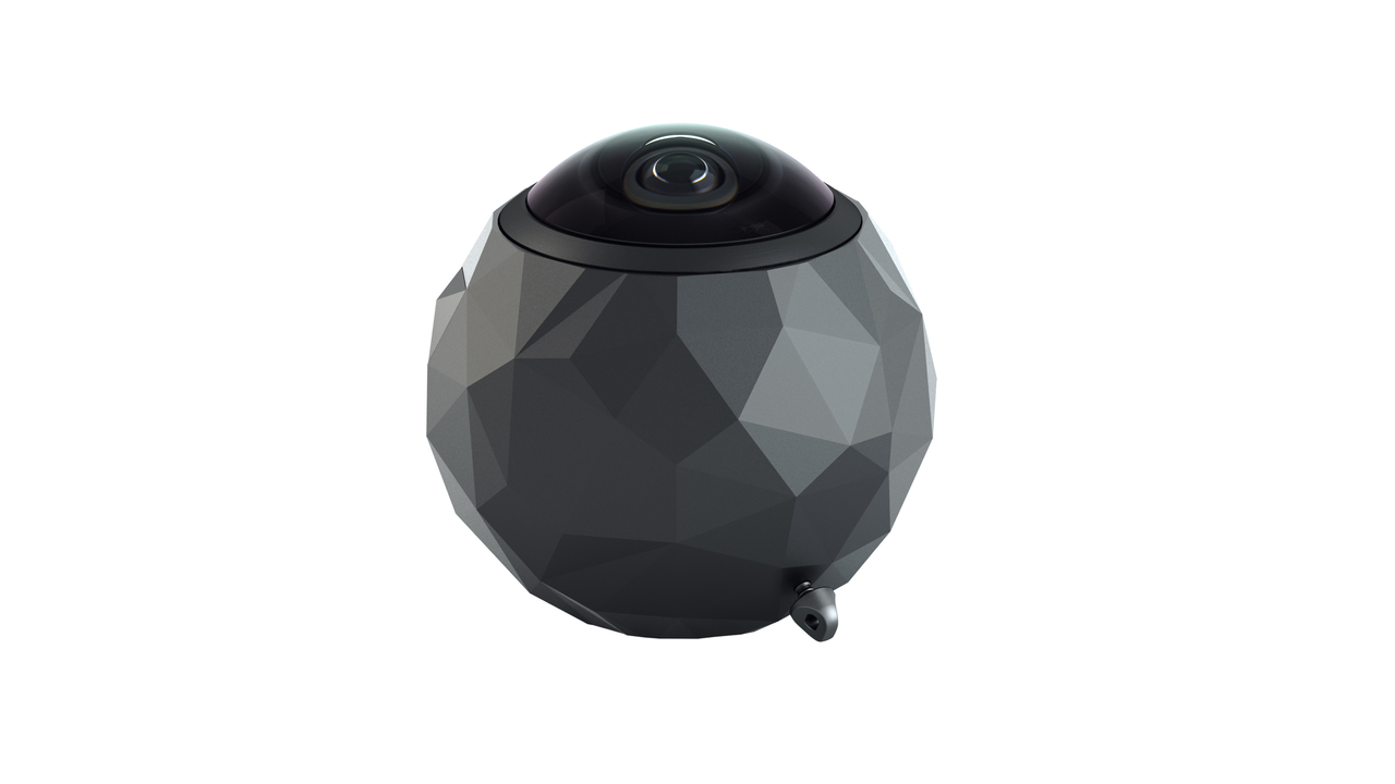 Captures Stitch-less 360-Degree Video with 360fly