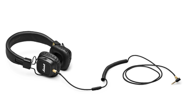 Marshall Major II Black Headphones