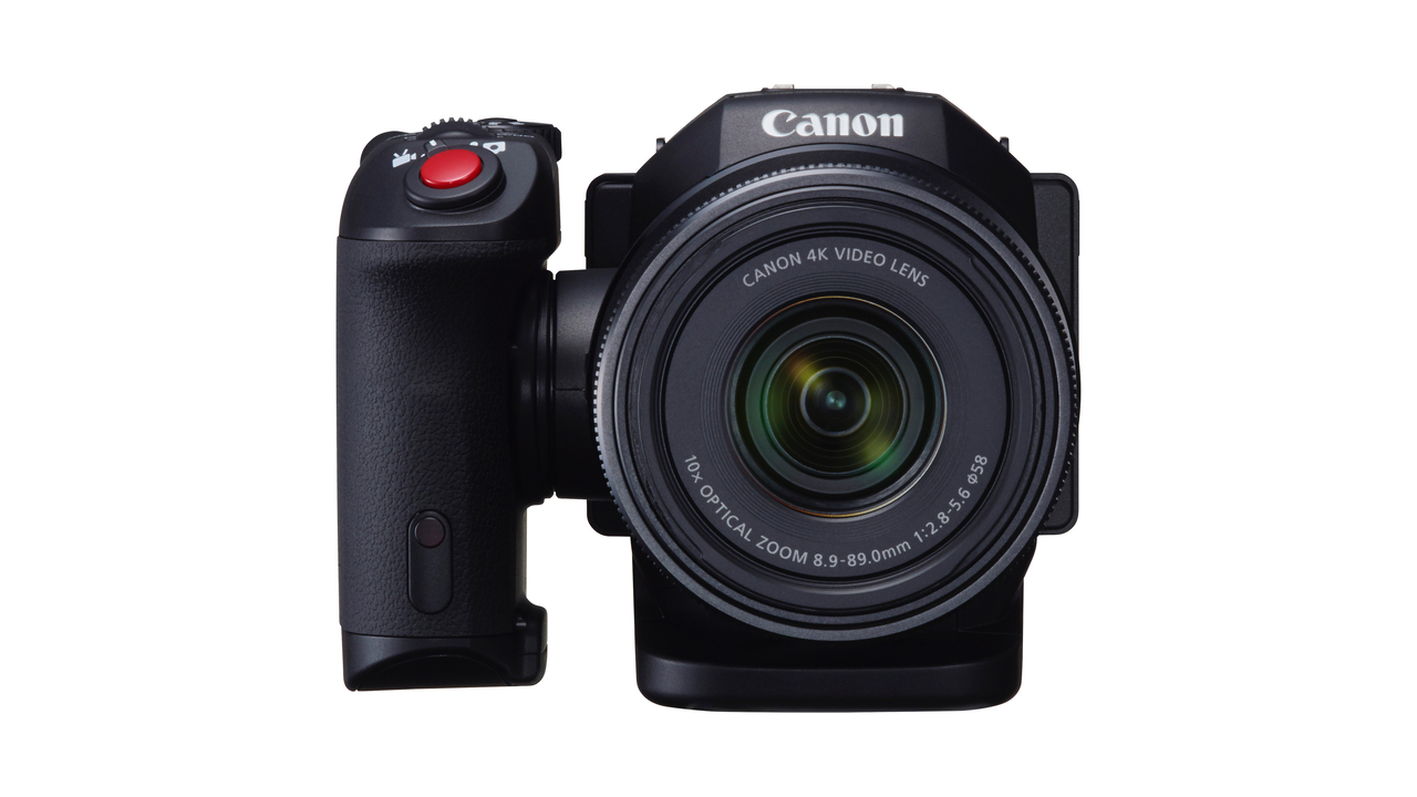 Canon Introduces the XC10 4K Digital Camcorder