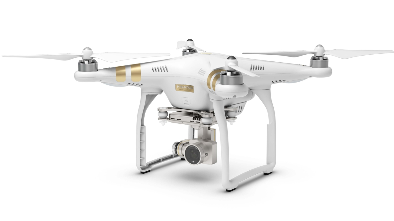 DJI Unveils the Phantom 3