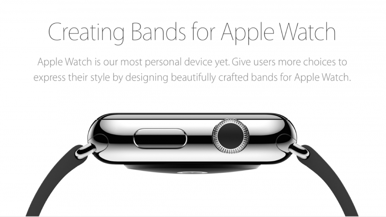 Apple Launches 'Made for Apple Watch' Program