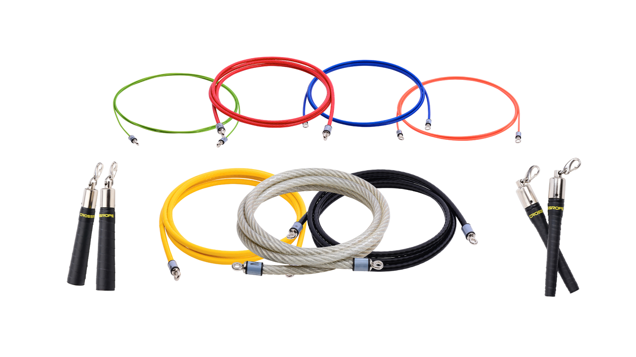 Crossrope Complete Elite Jump Rope Set