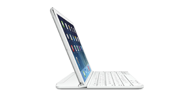 47% Off Logitech Ultrathin Magnetic Clip-On Keyboard Cover for iPad Air