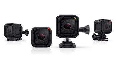 GoPro Launches HERO4 Session, Smallest, Lightest, and Most Convenient GoPro Yet