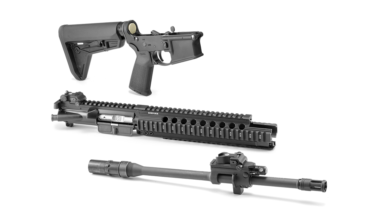Ruger SR-556 Takedown Sporting Rifle