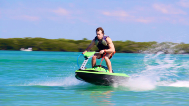 BomBoard Reinvents the Jet Ski at a Reasonable Price
