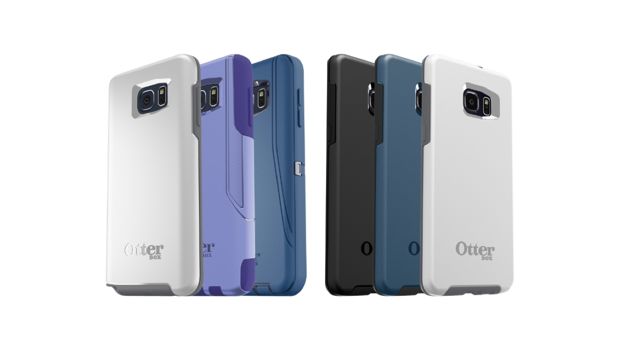 New OtterBox GALAXY Note5 and GALAXY S6 edge Phone Cases