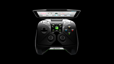NVIDIA project SHIELD [CES 2013]