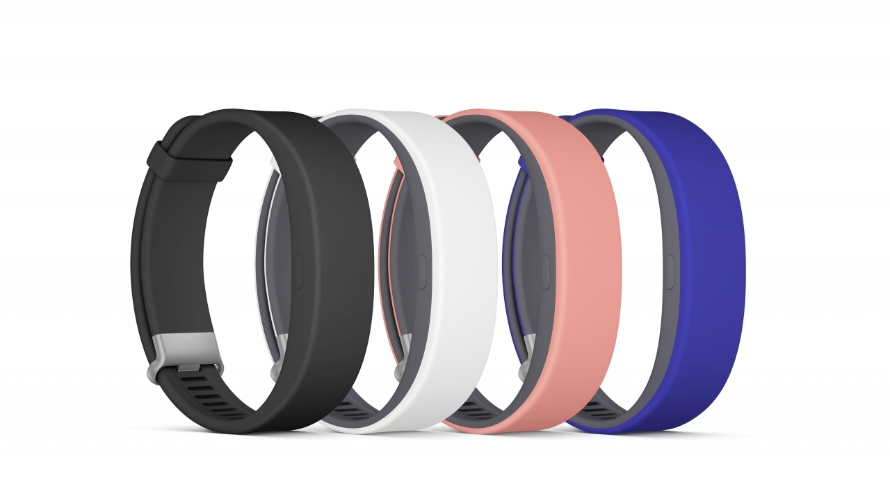 Sony Next Generation SmartBand 2 With Advanced Heart Rate Tracking