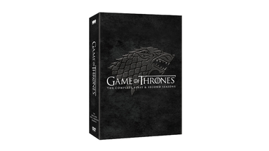 72% Off Game of Thrones: The Complete Seasons 1 & 2