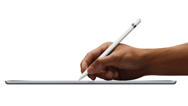 Apple Pencil a Stylus for the New iPad Pro
