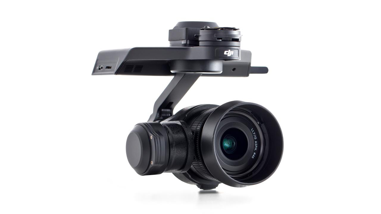 DJI Unveils Zenmuse X5 and X5R Aerial Cameras