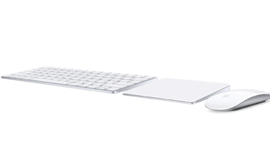 New Apple Magic Keyboard, Magic Mouse 2 and Magic Trackpad 2