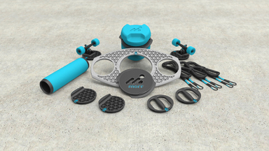 MorfBoard: An Action Sports-Inspired Fitness System that Makes Working Out Fun
