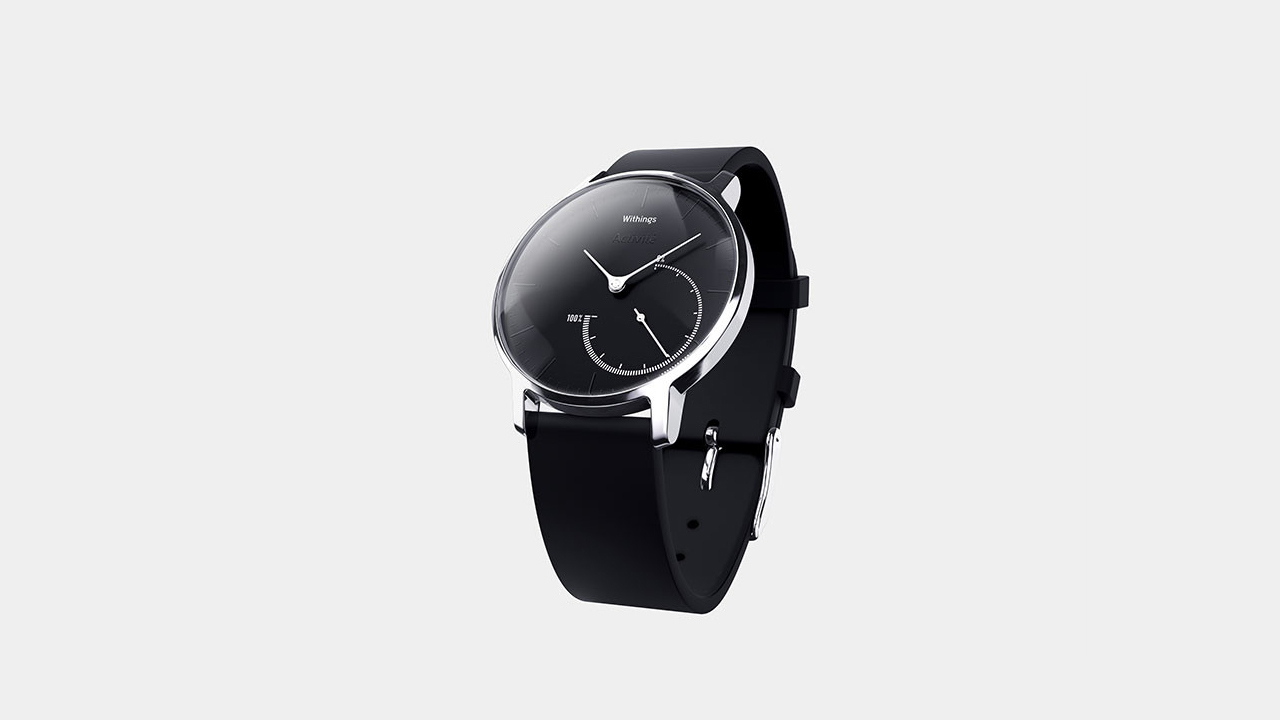 Withings Launches Activité Steel Wristwatch