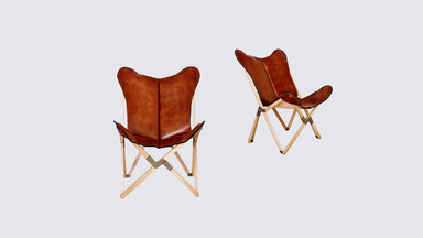 The Palermo Tripolina Chair