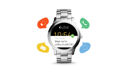 Fossil Unveils Q Founder their First Touchscreen Watch