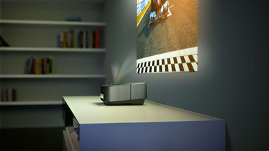 Philips Screeneo Smart LED Ultra Short Throw Wireless Projector