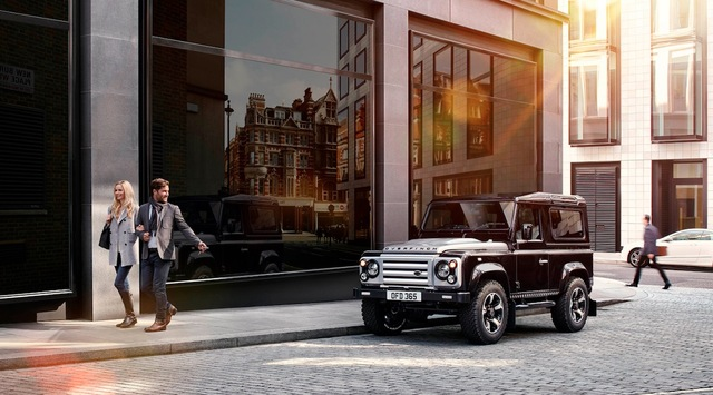 Defender Gloss Black Door Handles 2015 Land Rover Defender