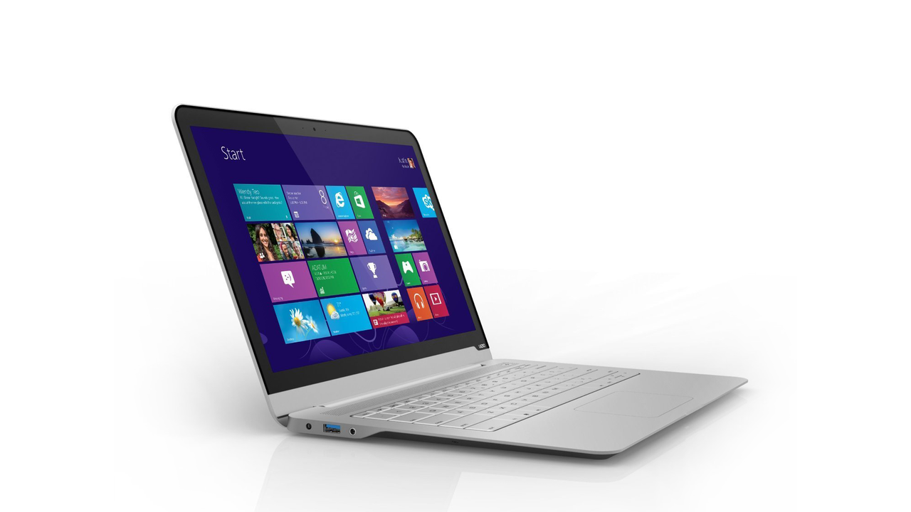 VIZIO 14-Inch Thin   Light Touch Laptop