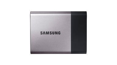 Samsung Announces Portable SSD T3 Palm-Sized External Solid State Drive