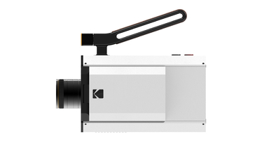 Kodak's New Super 8 Camera