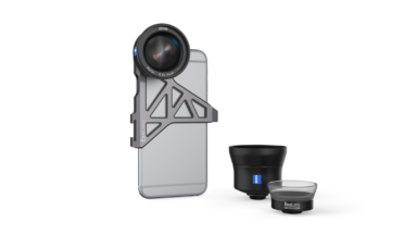 ExoLens and ZEISS Partner to Create High Quality Mobile Photography Lenses