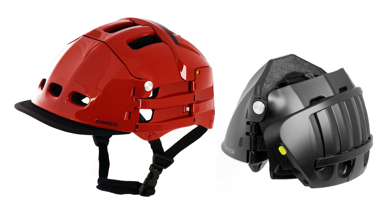Overade Folding Helmet