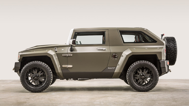 US Specialty Vehicles Rhino XT The Reinvented All-Terrain SUV