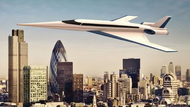 Spike Aerospace Parners with Aernnova to Develop Supersonic Aircraft