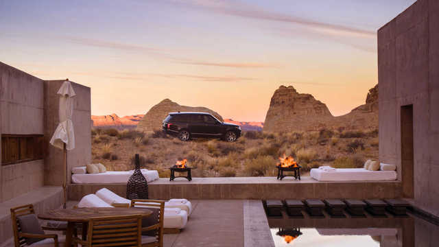 Land Rover Announces 'Most Luxurious Road Trip on Earth'