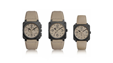 Bell & Ross BR-03 Desert Type Wrist Watch