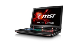 MSI Re-Envisions Mobile Gaming with GT72S G Tobii with Eye-Tracking Technology