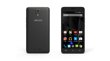 Archos Unveils New 50d Oxygen Smart Phone