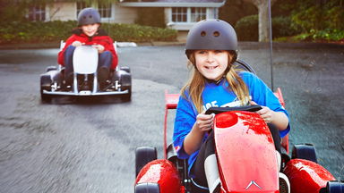 Actev Motors Unveiles the Arrow Smart-Kart: First Smart Electric Go-Kart for Kids
