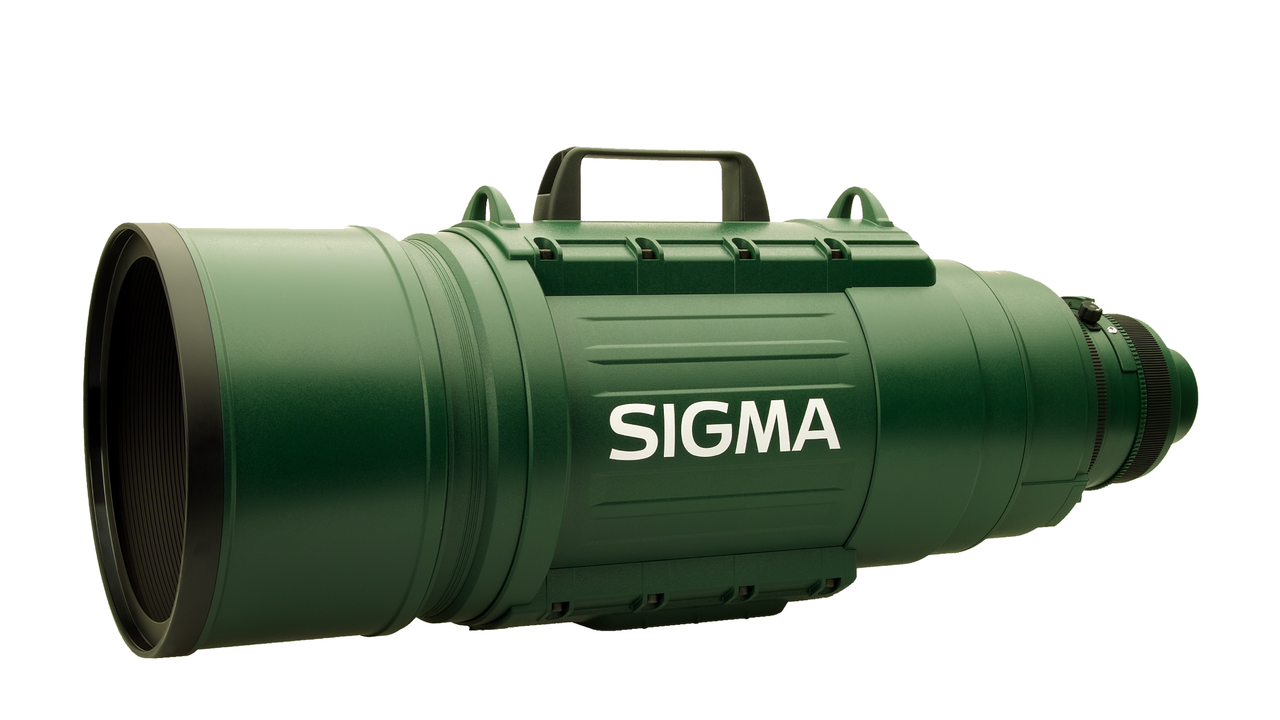 Sigma 200-500mm Zoom Camera Lens