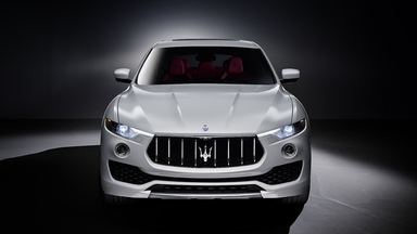 Maserati Unveils Levante: The Brands First SUV
