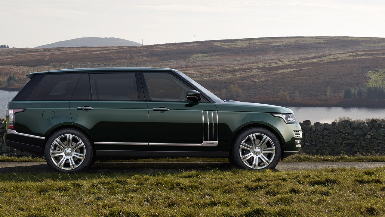 2016 Limited Edition Holland & Holland Range Rover