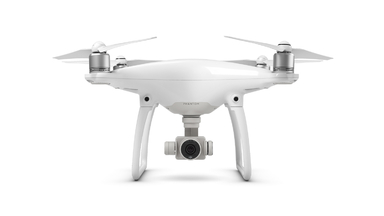 DJI Launches New Phantom 4 Drone with Obstacle Sensing System